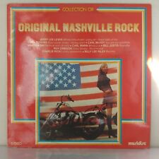 "Various – Original Nashville Rock (Vinyl 12"", LP, Compilation)"