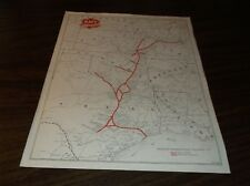 APRIL 1978 MKT MISSOURI-KANSAS-TEXAS SMALL MAP