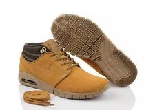 Nike SB Stefan Janoski Max Mid Premium 'Wheat' AV3610-779 Size UK 6 EU 39 New