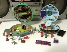 vintage Sammy Steel Playset lot,Face Mountain,Space,polly pocket,mighty max,90's
