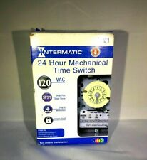 Intermatic T101R 24 Hour Mechanical Time Switch -New