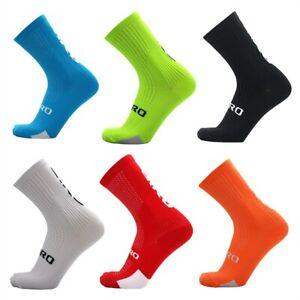 New Cycling Socks Mens Womens Road Mountain Bike Sport Sock UK