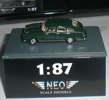 NEO SCALE MODELS 87238 BORGWARD HANSA 2400 DIECAST METAL SCALE 1:87 HO NEW OVP
