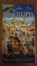 Dinotopia VHS Video Children's