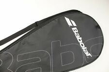 Babolat Team Tennis Bag Racquet Carry Case Black White Spell Out Logo One Strap