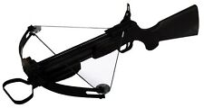 Dark Ops Archery 50lb Rifle Type Compound Crossbow with Scope - Black