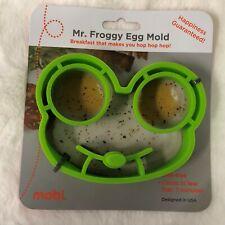 Mobi Frog Silicone Egg and Pancake Mold BPA-Free