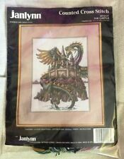 "Teresa Wentzler Leisure Art Cross Stitch Kit ""The Castle"" #112-27"