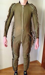 High-altitude pilot suit VKK-2.1956 year.For the Museum.Very rare