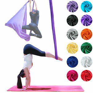 Firetoys Professional 6m Aerial Yoga Hammock - Safety Tested & Certified