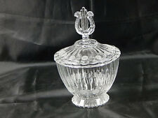ABP American Brilliant Period Etched Crystal Covered Candy Dish w/ Lid