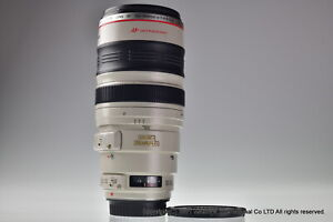 Canon EF 100-400mm f/4.5-5.6 L IS USM Excellent