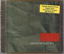 Steely Dan A Decade of Steely Dan MCA 24 Karat Gold CD Neu OVP Sealed