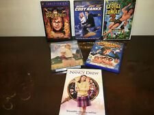 Movie MadNess! Kid'S Dvd Movies! Frozen! Lion King! Ice Age! Free Shipping