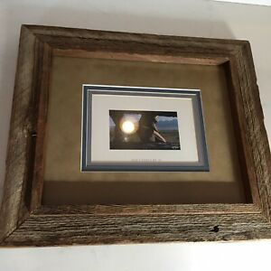 Stoecklein, David R. : Don't Fence Me In: Images of the West Framed Rough Wood