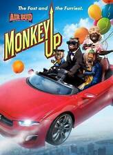 Monkey Up (DVD, 2016) Air Bud Presents, NEW FREE SHIPPING
