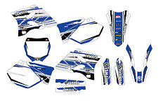 Yamaha YZ125-250 2002 to 2014 graphic kit decals stickers mxgraphics pegatinas