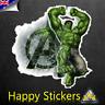 Hulk Mean Lean Angry Monster Luggage Car Skateboard Laptop Vinyl Decal Sticker