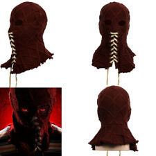 BrightBurn Red Cosplay Mask Costume Prop Horror Helmet Halloween Show