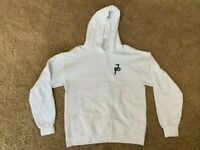 Jake Paul white pablo its everyday bro medium hoodie
