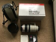 Canon 100 400 mm IS USM f/4.5-5.6 L Lens
