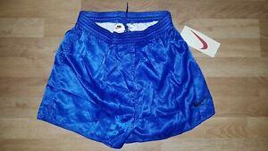 Nike Glanz Shorts Nylon 90er Retro Vintage Short - NEU -