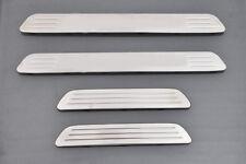 STO Door Sills Scuff Plate Guards Protectors For Porsche Cayenne 2011-2014 12 13