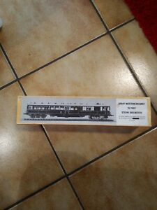 Train Gwr 70'railmotor (nu Cast Product)