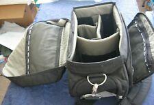 AUTHENTIC GENUINE BLACK Canon Camera/Lens Padded Shoulder Bag
