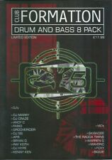 Club Formation - 8X Tape Pack - Formation Records - 2002 - Drum & Bass