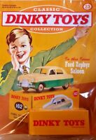 DEAGOSTINI = Dinky Classic Toys Collection Part # 23 = FORD ZEPHYR SALOON