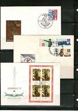 Gestempelte Briefmarken der DDR (1949-1990) als Spezialsammlung