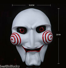 Texas Chainsaw mask Killer jigsaw Horror saw resin prop masquerade cosplay adult