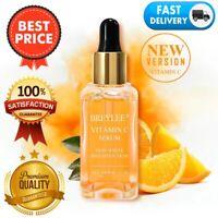 Vitamin C + Hyaluronic Acid Face Serum - Anti Ageing Aging Wrinkle Brighten Skin