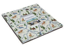 """Moda FABRIC Layer Cake ~ RIVER JOURNEY ~ by Holly Taylor - 10"""" squares"""