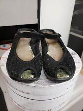 J-41 venture on non slip ankle strap heeled slippers 10m