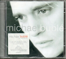 "MICHAEL BUBLE ""MICHAEL BUBLE"" RARE CD / GEORGE MICHAEL - BARRY GIBB / SEALED"