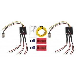 1 PAIR Sequential LED Tail Light Modules (Kit) 3 tail lights to sequential flash