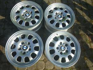 Alufelgen Original BMW E36 E46 6,5x15 IS42 5x120 Schmiede Felgen