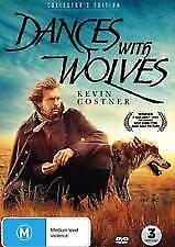 Dances With Wolves Collectors Edition (DVD, 2018)
