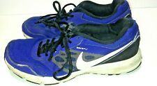 Nike Men's Running Walking Shoes Air Relentless 4 size 9 blue and white Athletic