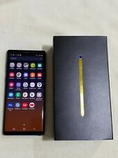Samsung Galaxy Note 9 SM-N960U - 128GB - Ocean Blue (Verizon)