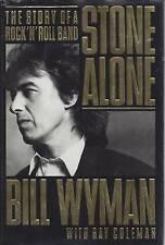Bill Wyman: Stone Alone, Bill Wyman, Used; Good Book