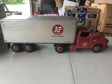 A And P Buddy L Tin Toy Truck