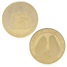 September 11 2001 In Memory Of Those We Have Lost Coin Commemorative Challenge