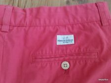 ~MINT Cond!~ Men's Vineyard Vines Coral Red LINKS Shorts Size 32