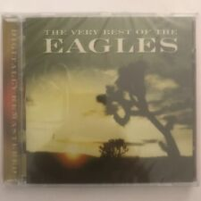 The very best of the Eagles remastered cd 17 titres neuf sous blister