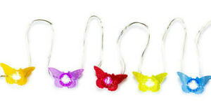 Butterfly LED Micro Light Set 30 Count Novelty String Lights Colorful 10.5 Feet