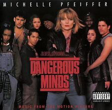 DANGEROUS MINDS - MUSIC FROM THE MOTION PICTURE / CD