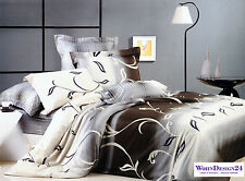 Satin Bettwäschegarnituren für 40 ° - Wäsche